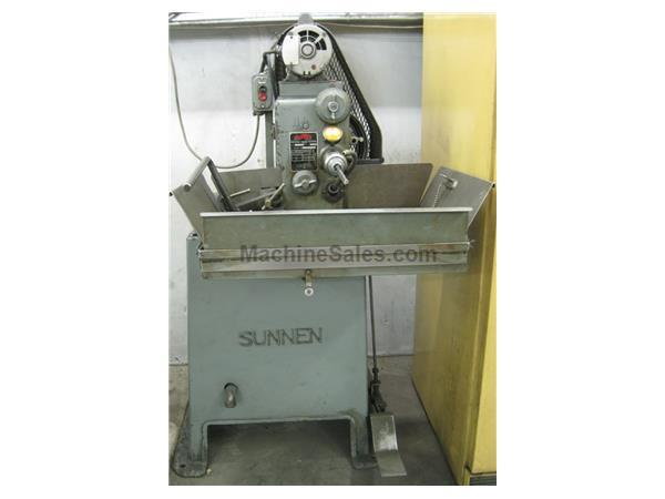JSauer Machinery Sales  Sunnen Model MBB 1290 D Horizontal Hone